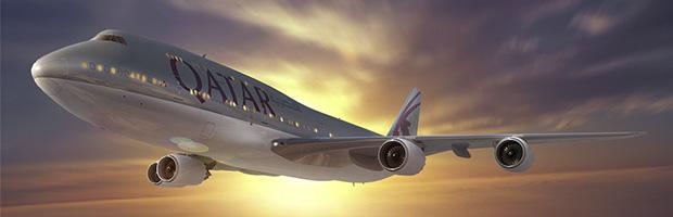 «Катарские авиалинии» будут чаще осуществлять полеты в Киев