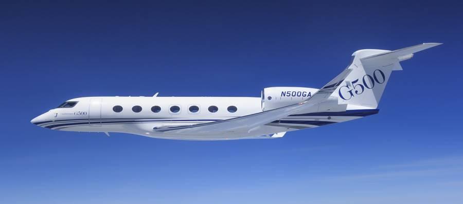 Gulfstream выпустил новый самолет