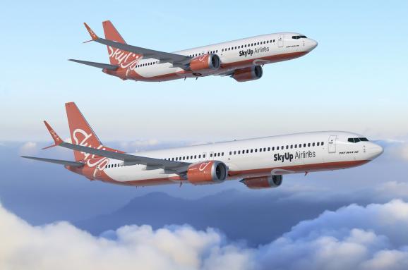 SkyUp Airlines рассказал о планах развития авиапарка